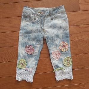Super cute baby girls jeans
